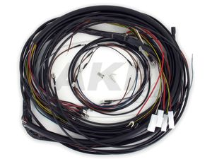 Item Image Wiring harness Duo 4/1 - for VAPE ignition system - including wiring diagram (colored)