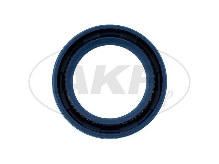 Wellendichtring 25x37x07, schwarz - MZ ES175, ES250, ES300 - BK350 - Bild #1