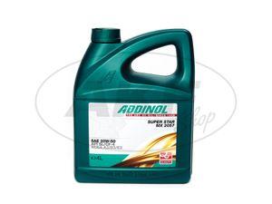 Item Image ADDINOL PKW SAE 20W-50 Superstar MX2057, high performance, mineral, 4 L canister.