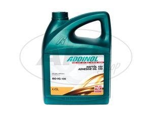 Artikelbild ADDINOL  Haftöl 100 , Kettenhaftöl,  mineralisch, 5L Kanister