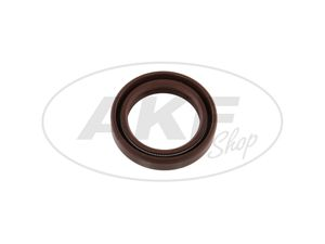 Item Image Shaft seal 25x35x07, brown - MZ ETZ, TS, RT, among others