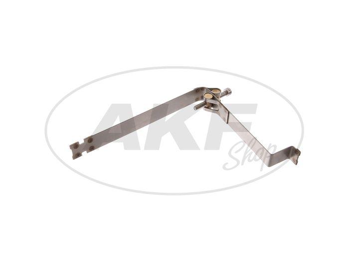 Spannband, kurz, RT125/1, RT125/2 - Batteriespannband, Metall - Bild #1