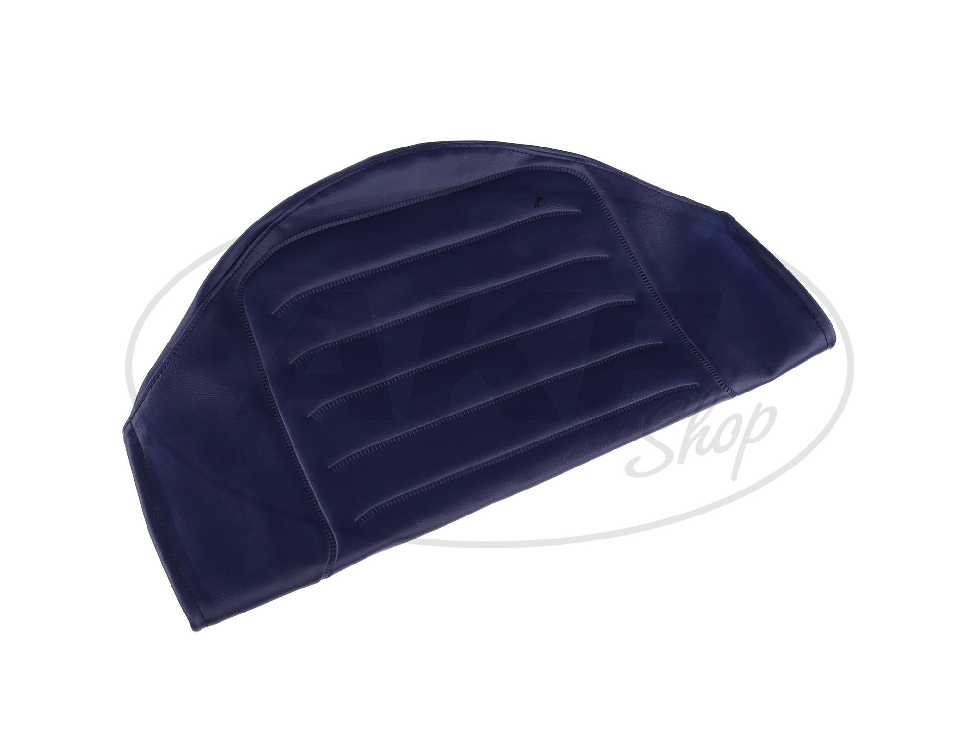 sitzbezug strukturiert blau ohne schriftzug simson s53 s83 sr50 sr80. Black Bedroom Furniture Sets. Home Design Ideas