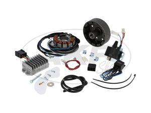 Item Image Alternator + ignition system ETZ250, 251, 301
