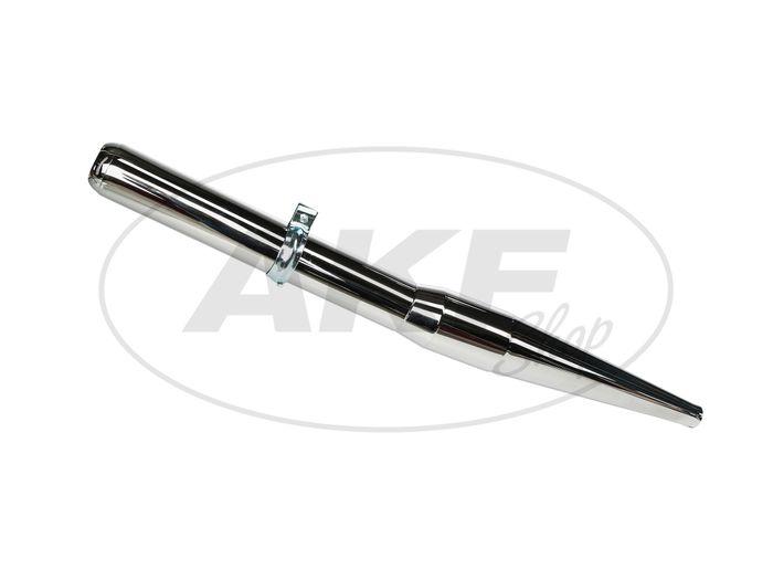 Auspuff - Tuning 32mm, Resonanz - für Simson S50, S51, S70, KR51/2 Schwalbe, SR50, u.a. - Bild #1
