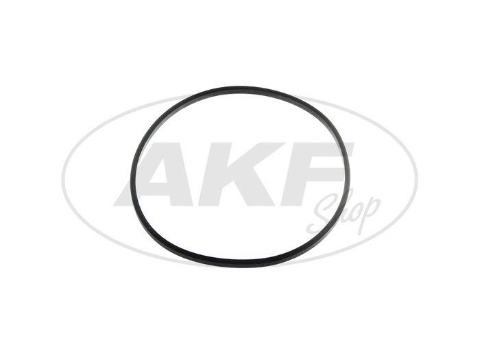 Gummiring, Dichtungsring für Blinker - runde + eckige Leuchten - Simson, passend f. MZ TS, ETZ - Bild #1