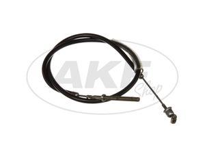 Bremszug hinten, schwarz - Simson SR50, SR80 -  Bild 1