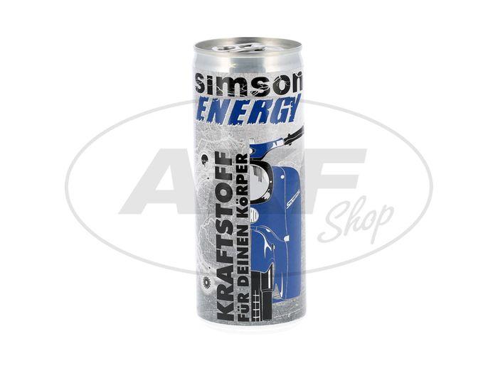 Simson Schwalbe Energy Drink - 250ml - Bild #1