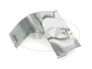 Item Image Half shell KR51 / 1, Star, Duo 4/1 chrome plated