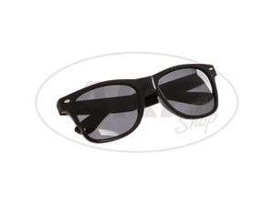 Item Image Sunglasses with SIMSON / MZA logo - black / smoke gray