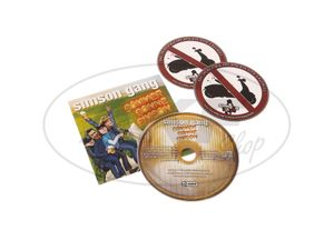 Item Image CD - Summer Sun Simson - SIMSON GANG