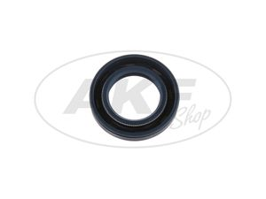 Item Image Shaft seal ring 25x37x07, blue - MZ ES175, ES250, ES300 - BK350