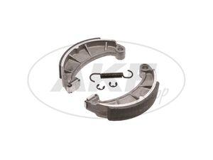 Artikelbild Set: Bremsbacken mit Sprengringen, Feder und auswechselbarer Zwischenlage