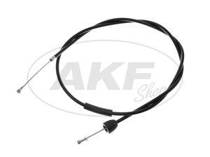 Item Image Brake cable front, black - Simson KR51 Swallow, SR4-2 Star, SR4-3 Sperber, SR4-4 Habicht