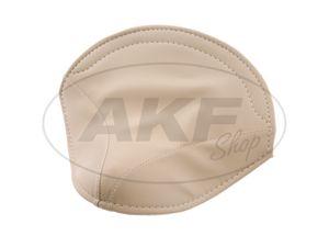 Item Image Seat cover (seat surface beige + side beige) - for Simson SR1, SR2