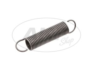 Item Image Tension spring to the clutch lever - for MZ ES, TS, ETZ 125/150, RT125, IWL SR56 Wiesel, SR59 Berlin