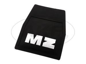 Artikelbild Schmutzfänger mit MZ-Schriftzug - für MZ ETZ, TS, ES
