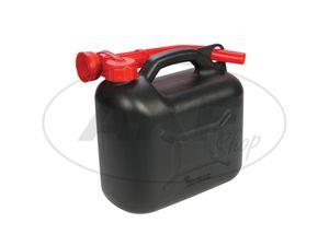 Item Image Fuel tank made of plastic, 5 liters