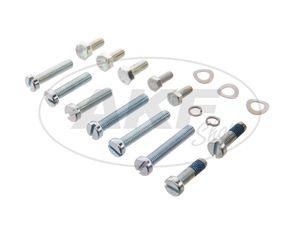 Normteile-Set zur Befestigung Anlasser 3. Generation mit 12V - EMZA- bzw. PVL-Zündung -  Bild 1