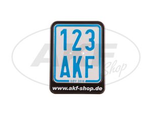 Item Image AKF moped insurance mark 2018 + 20EUR online voucher