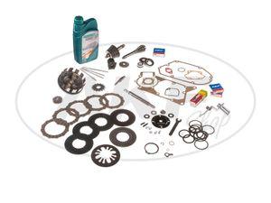 Artikelbild AKF Basis-Bausatz für Tuning-Motor, mit langem 5-Gang Getriebe und 5-Lamellen Kupplung - für Simson S50, S51, S53, S70, S83, KR51/2 Schwalbe, SR5