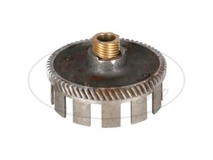 Item Image Clutch gear Z65 with clutch basket, only for oil pump drive - Simson MS50 Sperber