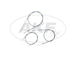 Artikelbild Bowdenzug-Set in Grau - für AWO Sport