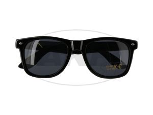 Item Image Sunglasses with DRIVE logo - Black / Smoke Gray