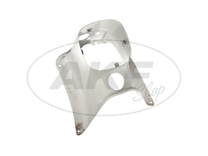 Lamp housing / front plate, primed - Simson KR51 Schwalbe - Image #1
