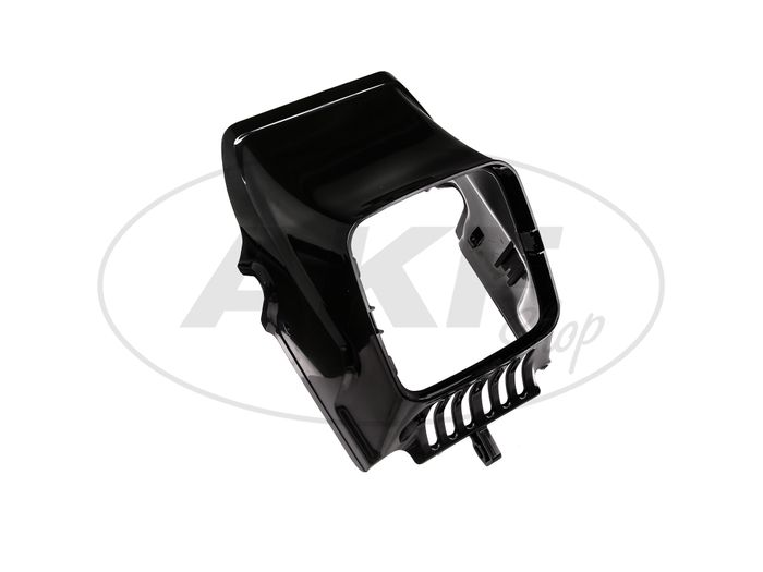 Headlight housing, black - Simson S53, S83 - Image #1