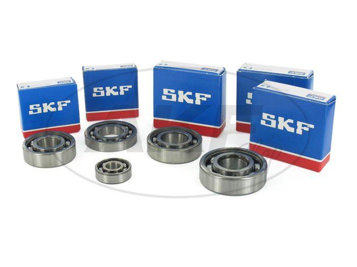 Set: Kugellager Motor M531-M754 - Simson S51, S70, S53, S83, KR51/2 Schwalbe, SR50, SR80 - Bild #1