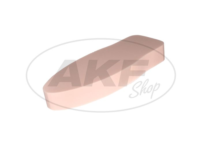 Seat cushion, short version - for Simson KR51 / 1 swallow, SR4-2 Star - Image #1