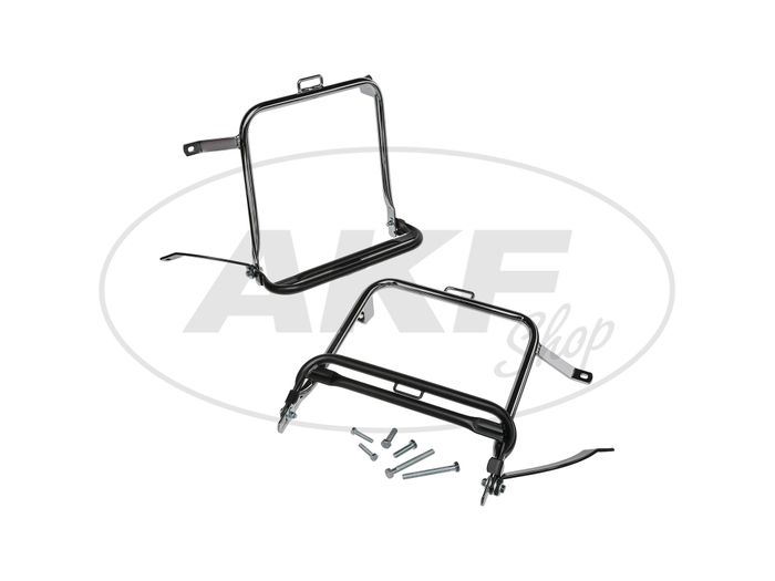 Side luggage carrier in set, not for original case - Simson S50, S51, S70 - Image #1