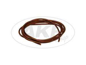Item Image Cable - Brown 0,50mm² Vehicle cable - 1m