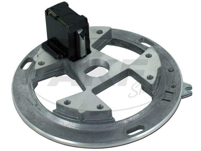 Base plate 8305.1-140 / 1 with encoder - Simson S51, S70, S53, S83, KR51 / 2 Swallow, SR50, SR80 - Image #1