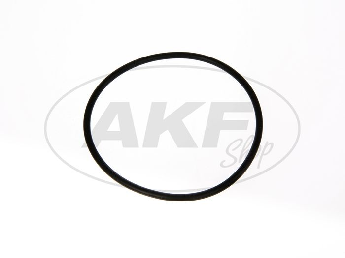 Rubber seal for taillight cap, angularly KR51/1, S50, SR4 - Image #1