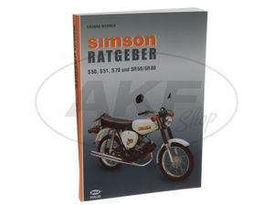 "Artikelbild Buch - ""SIMSON RATGEBER"""