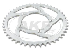 Item Image Toothed wheel for sprocket drive, 47 tooth - Simson S53, MS50, SR50