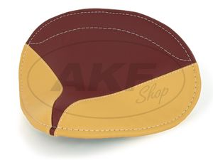 Item Image Seat cover SR1, SR2, SR2E (seat surface red, side yellow)