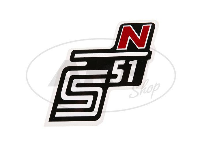 """Kleinkritzug - """"S51 N"""" red - Image #1"""