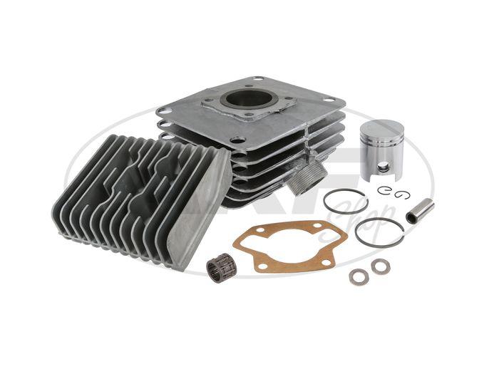 Set: cylinder + piston + cylinder head, 60cc - for Simson S51, SR50 - Image #1