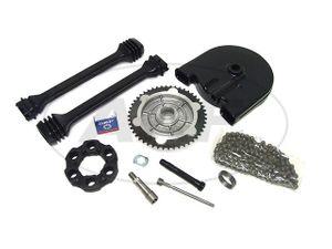 Item Image rear wheel drive complete ETZ 125/150