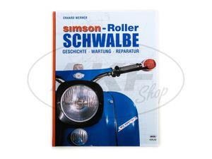 """Artikelbild Buch - """"Simson-Roller Schwalbe"""""""