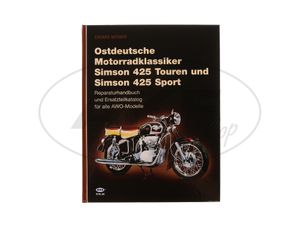 Item Image Book - East German Motorcycle Classics (AWO Sport / AWO Tours)