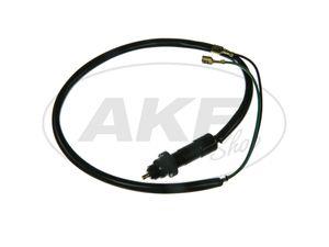 Artikelbild Bremslichttaster für Fußbremse mit Kabel - Simson S51, S53, S70, S83 - MZ ETZ