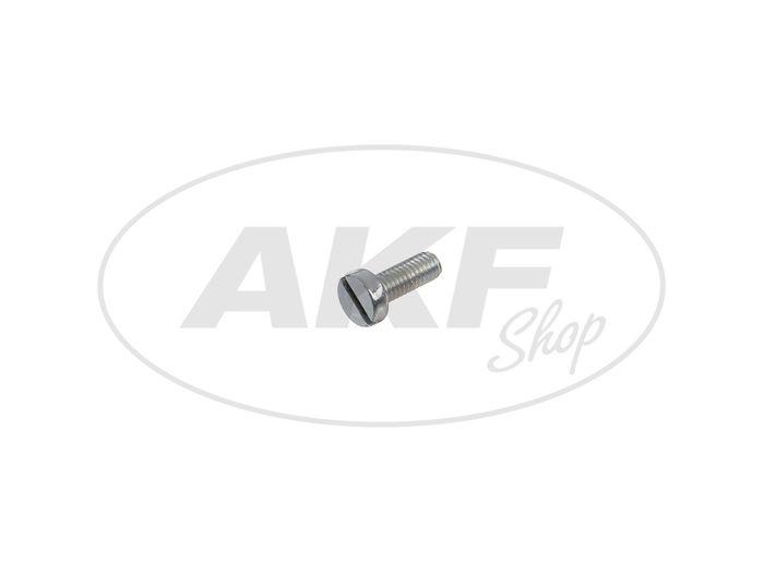 Zylinderschraube, Schlitz M3x8 - DIN84 - Bild #1