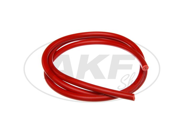 Ignition cable 1,0m red - AKA - Image #1