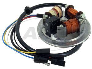 Grundplatte 8305.1/4-100, 6V Elektronik, 35/21W Bilux - Simson S51, S70 -  Bild 1