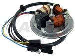 Bild #1 Grundplatte 8305.1/4-100, 6V Elektronik, 35/21W Bilux - Simson S51, S70