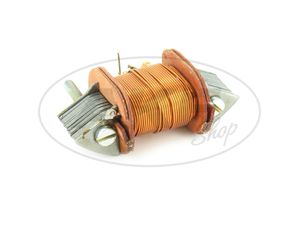 Item Image Light and charge coil 8306.8-130 / 1, 6V 18W - Simson KR51 / 1 Swallow, SR4-1 Sparrow, SR4-2 Star, SR4-3 Sparrow, SR4-4 Habicht